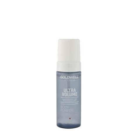 Goldwell Stylesign Ultra volume Body pumper 150ml - mousse densificante