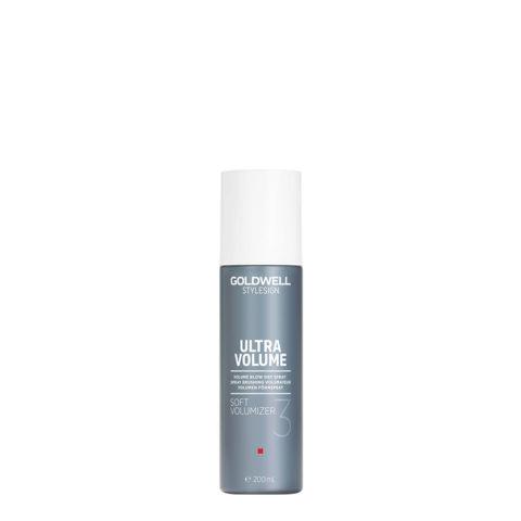 Goldwell Stylesign Ultra volume Soft volumizer 200ml - volumizzante spray