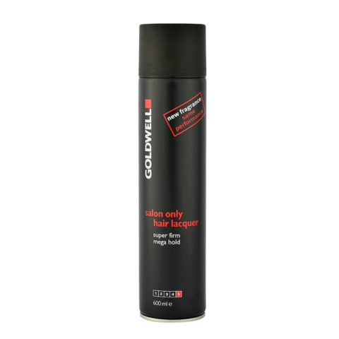 Goldwell Salon only Hair lacquer 600ml - super forte
