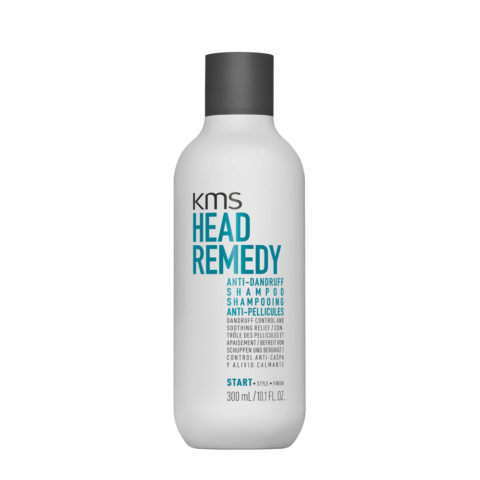 KMS HeadRemedy Anti-Dandruff Shampoo 300ml - shampoo antiforfora