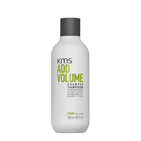 KMS Add Volume Shampoo 300ml - Volumizzante Per Capelli fini