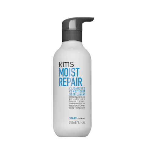 KMS MoistRepair Cleansing Conditioner 300ml - balsamo lavante