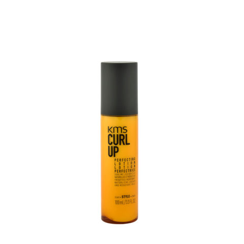 KMS CurlUp Perfecting Lotion 100ml - lozione ricci