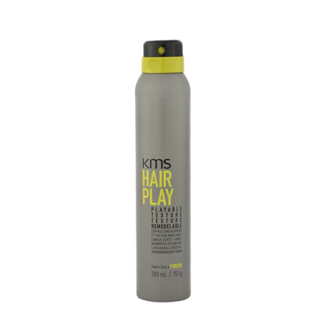 KMS Hair Play Playable Texture 200ml - spray tenuta leggera
