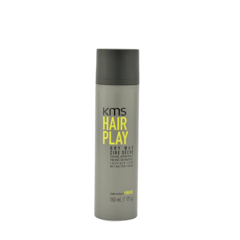 KMS HairPlay Dry Wax 150ml - cera spray