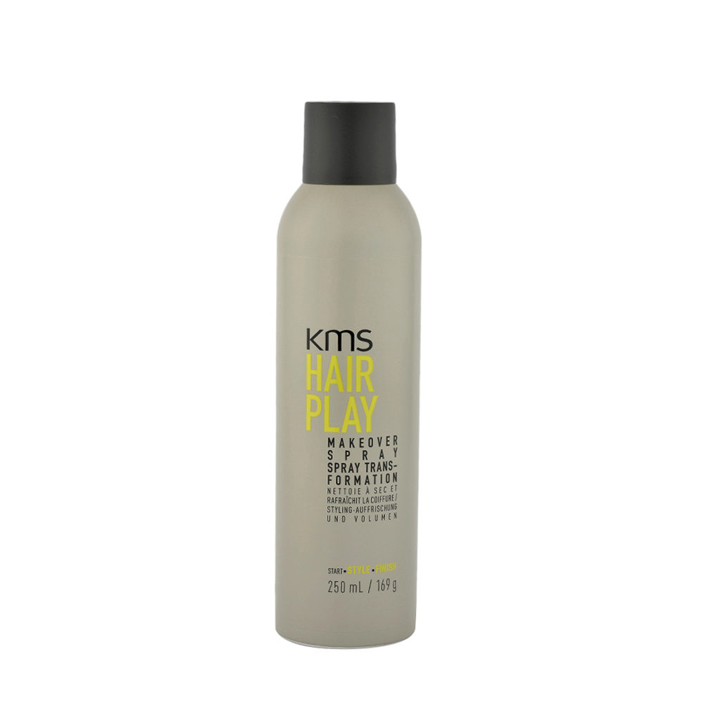 KMS Hair Play Makeover spray 250ml - Shampoo Secco