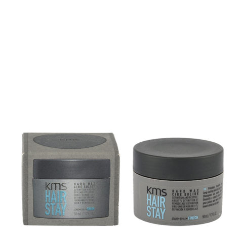 KMS HairStay Hard Wax 50ml - cera solida