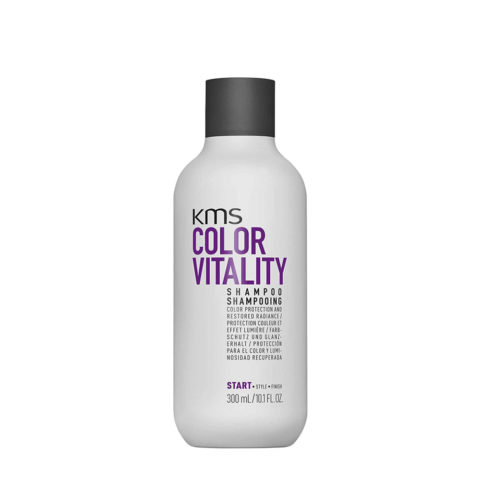 KMS Color Vitality Shampoo 300ml - shampoo capelli colorati