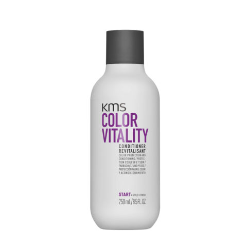 KMS Color Vitality Conditioner 250ml - Balsamo Per Capelli Colorati