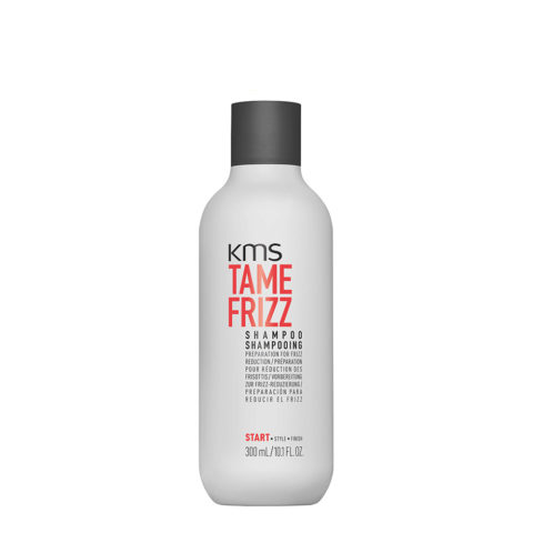 KMS Tame Frizz Shampoo 300ml - Shampoo Anticrespo