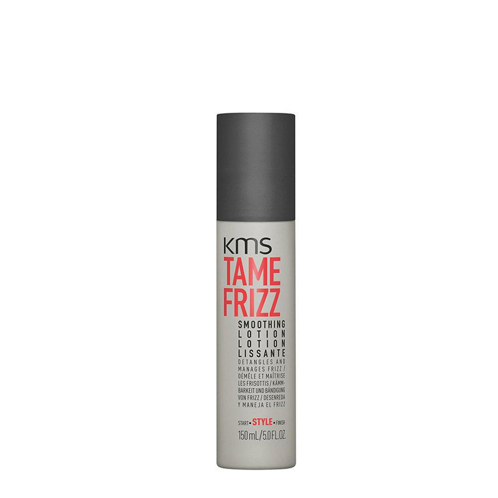 KMS Tame Frizz Smoothing lotion 150ml - Lozione Pre Piega Anticrespo