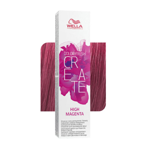 Wella Color Fresh Create High Magenta 60ml