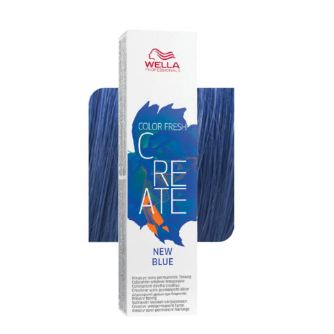 Wella Color fresh Create New blue 60ml