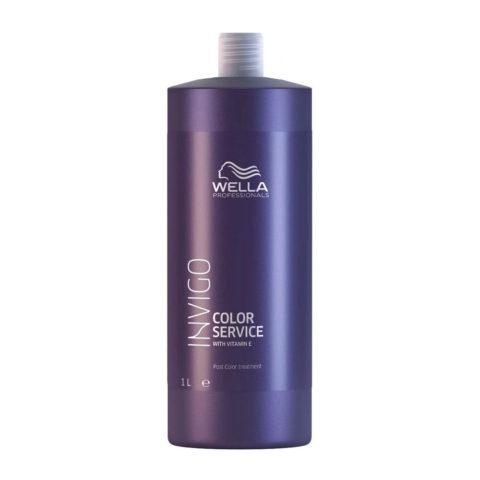 Wella Invigo Color Service Post Color treatment 1000ml - Trattamento post-colore