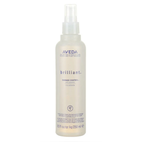 Aveda Styling Brilliant Damage control 250ml - spray protezione termica
