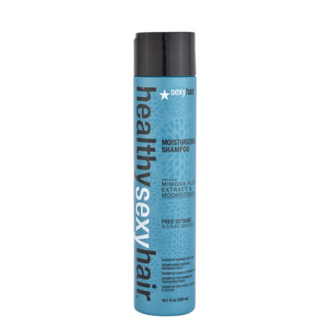 Healthy Sexy Hair Moisturizing Shampoo 300ml - shampoo idratante senza solfati