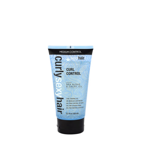 Curly Sexy Hair Curl control 150ml - gel per capelli ricci