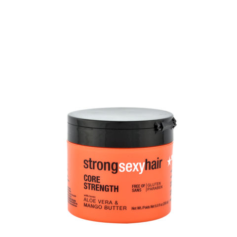 Strong Sexy Hair Core strength 200ml - maschera idratante ristrutturante