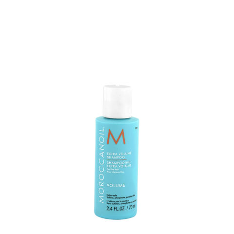 Moroccanoil Extra volume shampoo 70ml - Shampoo Super Volume