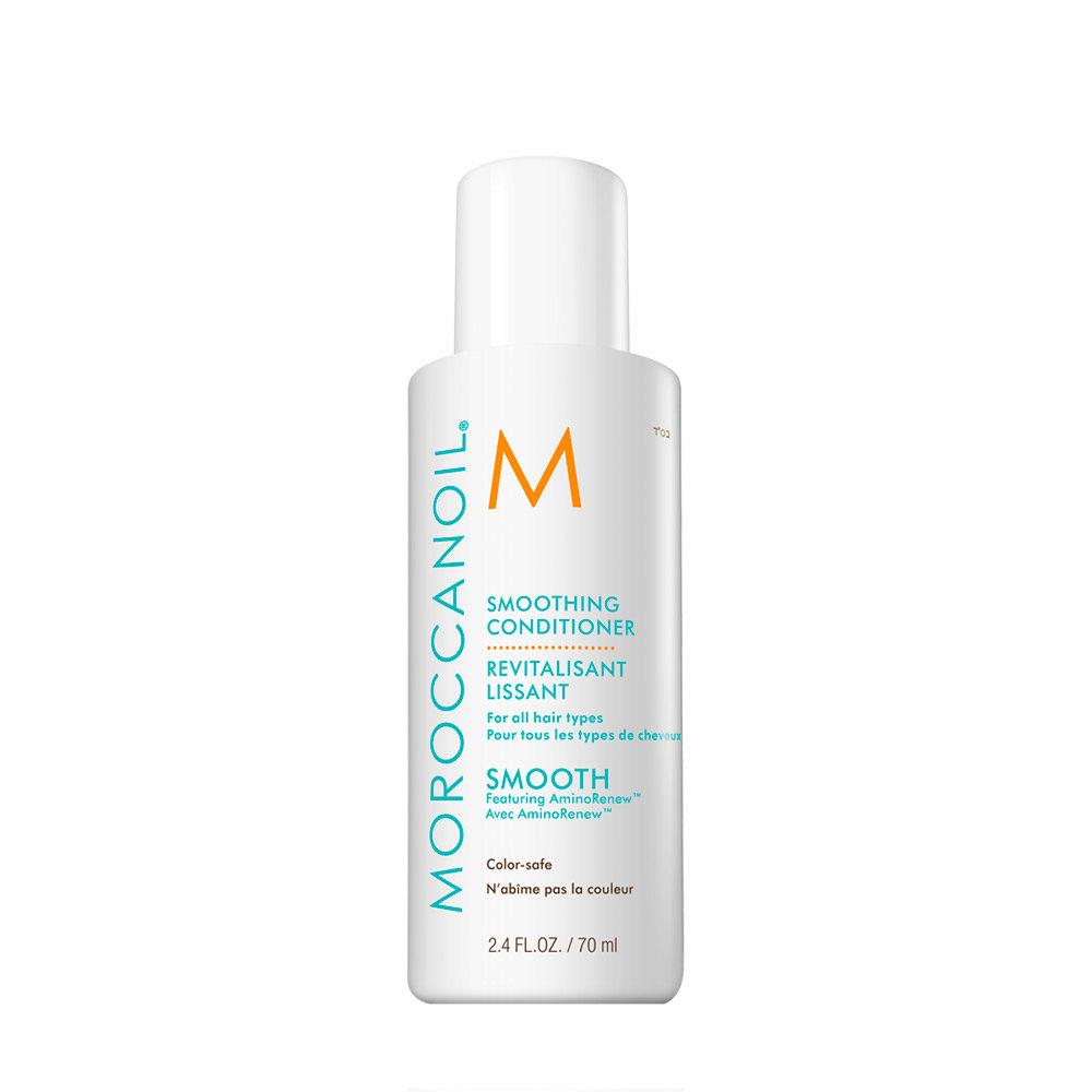 Moroccanoil Smoothing Conditioner 70ml - balsamo anticrespo lisciante