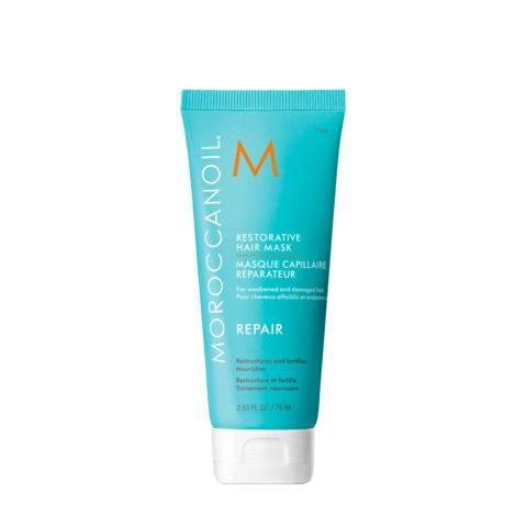 Moroccanoil Restorative hair mask 75ml - maschera riparatrice