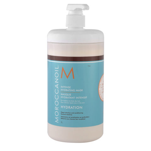 Moroccanoil Intense hydrating mask 1000ml - maschera idratante