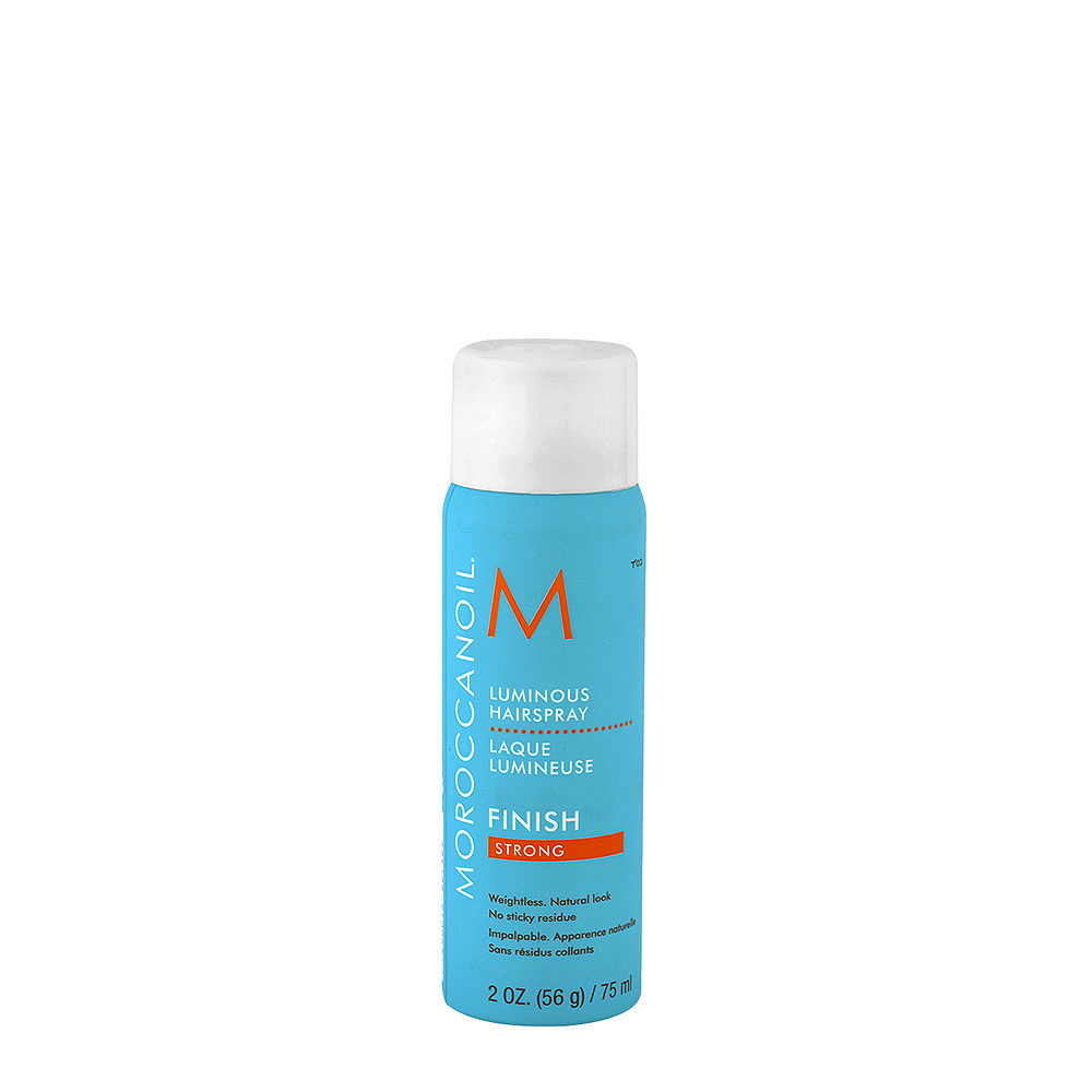 Moroccanoil Luminous Hairspray Finish Strong 75ml - lacca forte