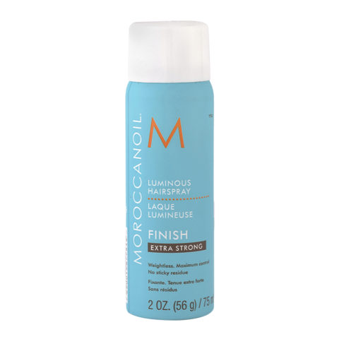 Moroccanoil Luminous Hairspray Finish Extra Strong 75ml - lacca extra forte