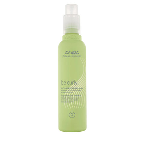 Aveda Be curly Curl enhancing hair spray 200ml - lacca per ricci tenuta media