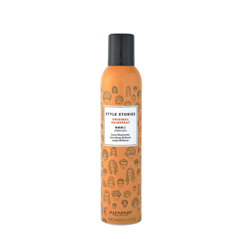 Alfaparf Style Stories Original Hairspray 300ml - Lacca Illuminante