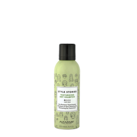 Alfaparf Style Storyes Texturizing Dry Shampoo 200ml - Shampoo Secco