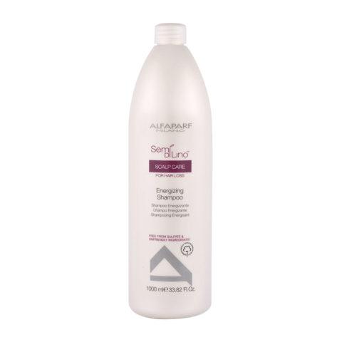 Alfaparf Semi Di Lino Scalp Care Energizing Shampoo 1000ml - Shampoo Energizzante