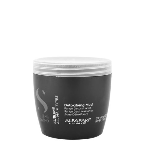 Alfaparf Semi Di Lino Sublime Detoxifying Mud 500ml