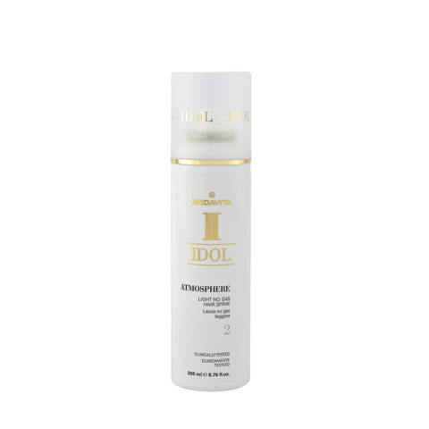 Medavita Idol Texture Atmosphere Light Hairspray 200ml - Lacca No Gas Tenuta Leggera