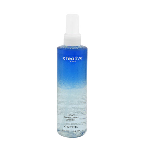 Cotril Creative Walk Styling Walk Heat Biphase thermal protector 250ml - spray protezione calore