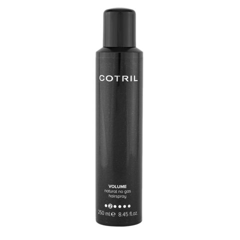 Cotril Creative Walk Volume Natural no gas hairspray 250ml - Lacca Leggera No Gas Volumizzante