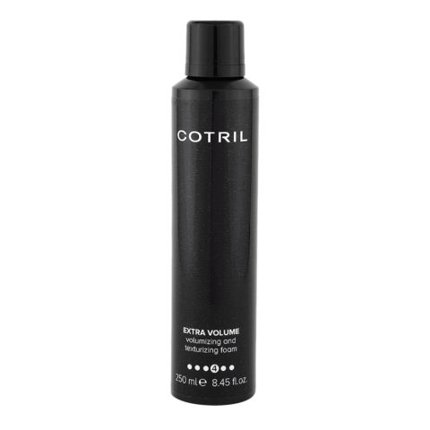 Cotril Creative Walk Extra Volume Volumizing and texturizing foam 250ml - schiuma volumizzante