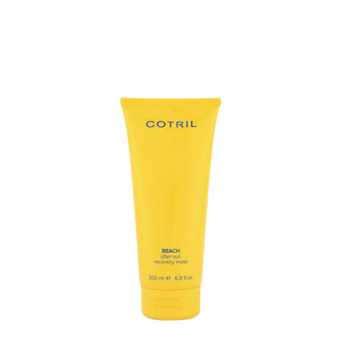 Cotril Beach After sun Recovery Mask 200ml - maschera capelli dopo sole