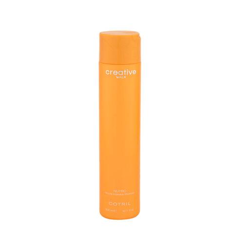 Cotril Creative Walk Nutro Miracle Intensive Shampoo 300ml - Nutriente Ed Idratante