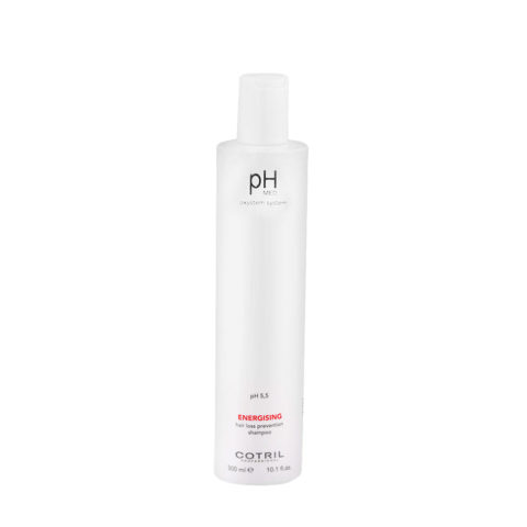 Cotril pH Med Energising Hair Loss Prevention Shampoo 300ml - anticaduta unisex