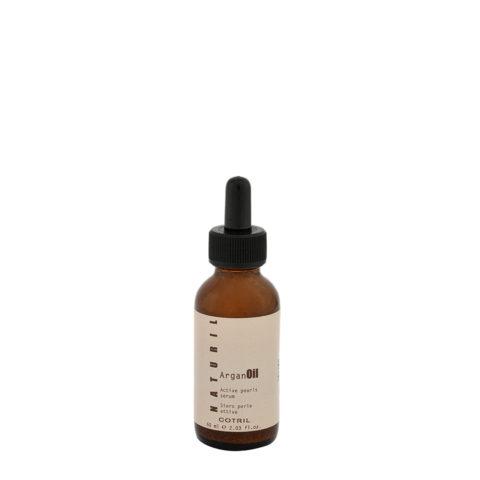 Cotril Naturil Argan Oil Active pearls Serum 60ml - siero purificante con perle attive