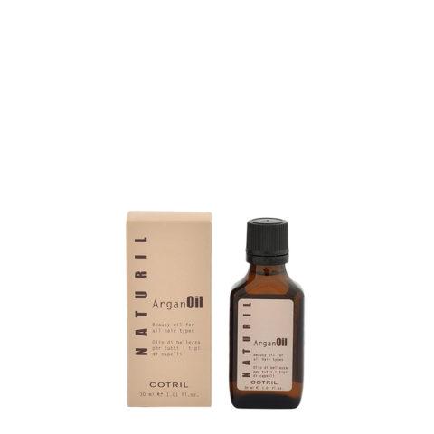Cotril Naturil Argan Oil Beauty oil for all hair types 30ml - olio di bellezza per tutti i tipi di capelli