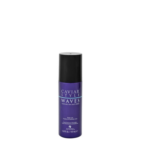Alterna Caviar Style Waves Texture Sea Salt Spray 147ml - spray al sale