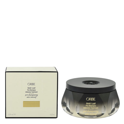 Oribe Gold Lust Pre-Shampoo Intensive Treatment 120ml - trattamento intensivo