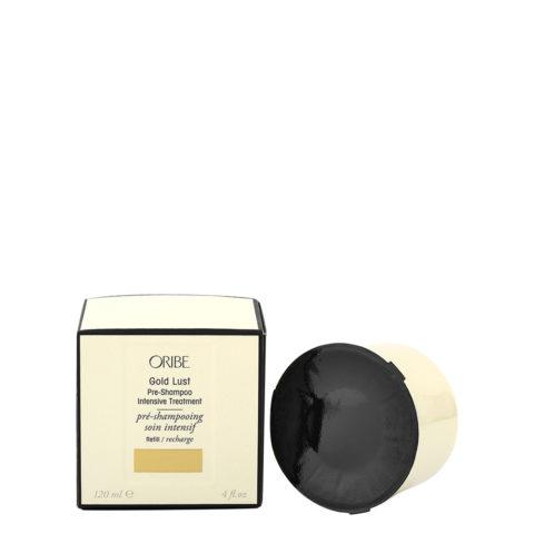 Oribe Gold Lust Pre-Shampoo Intensive Treatment Refill 120ml - ricarica di trattamento intensivo