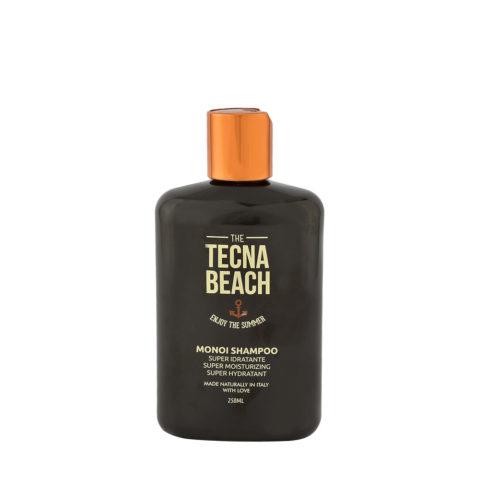 Tecna Beach Monoi Shampoo 250ml - shampoo solare idratante