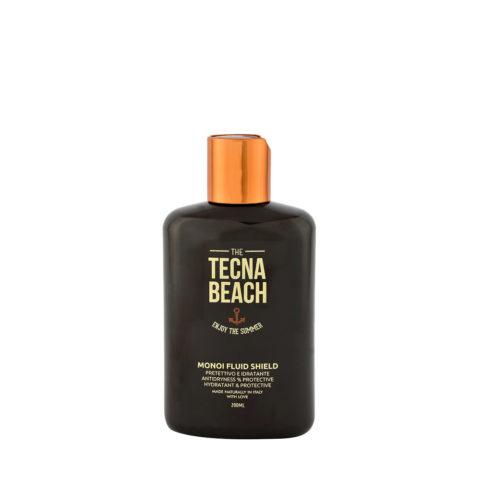 Tecna Beach Monoi Fluid shield 200ml - fluido protettivo leggero