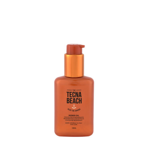 Tecna Beach Monoi Oil 100ml - olio di nutrimento