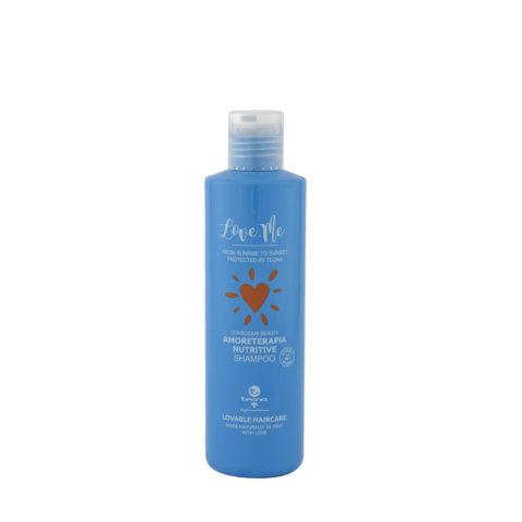 Tecna Sun Amoreterapia Nutritive Shampoo 250ml - detergente protettivo antiage