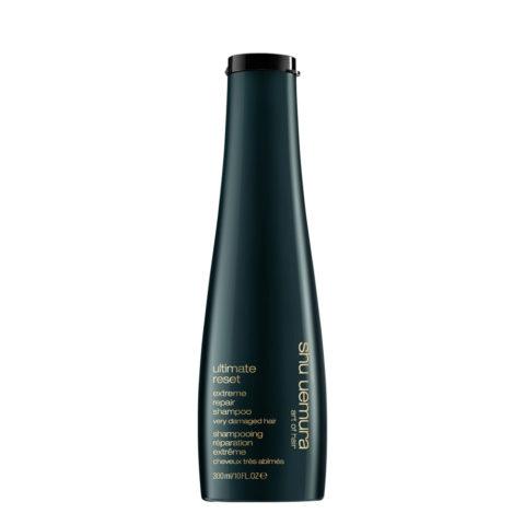 Shu Uemura Ultimate Reset Extreme Repair Shampoo 300ml - shampoo di riparazione